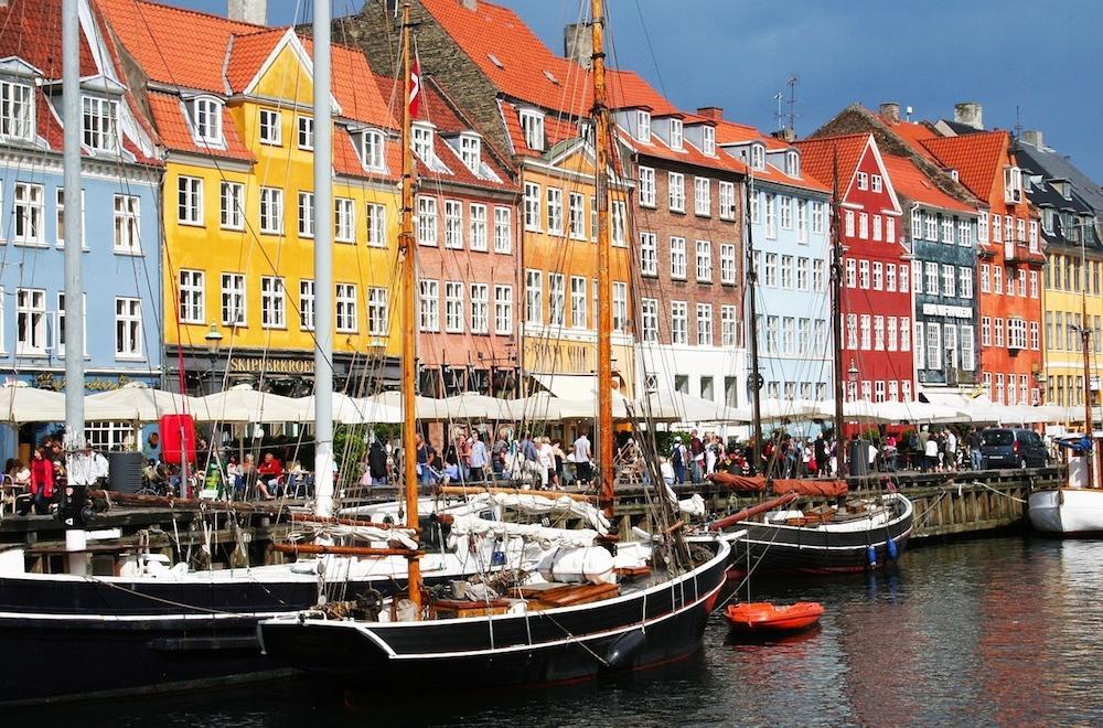 Where to Stay in Copenhagen Nyhavn