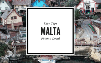 Travel Tips from A Local: The Best Things to Do in Malta
