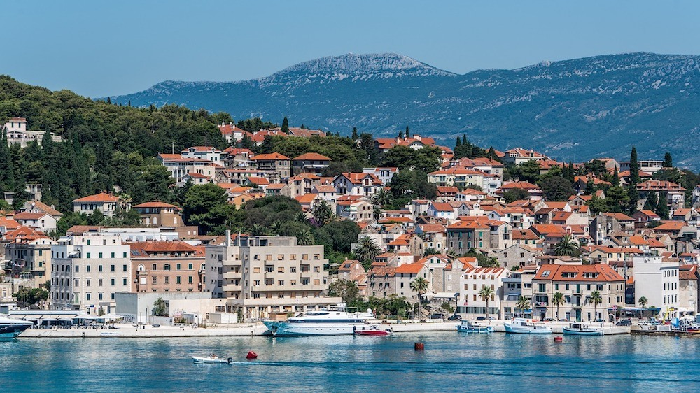 Split Croatia Photo