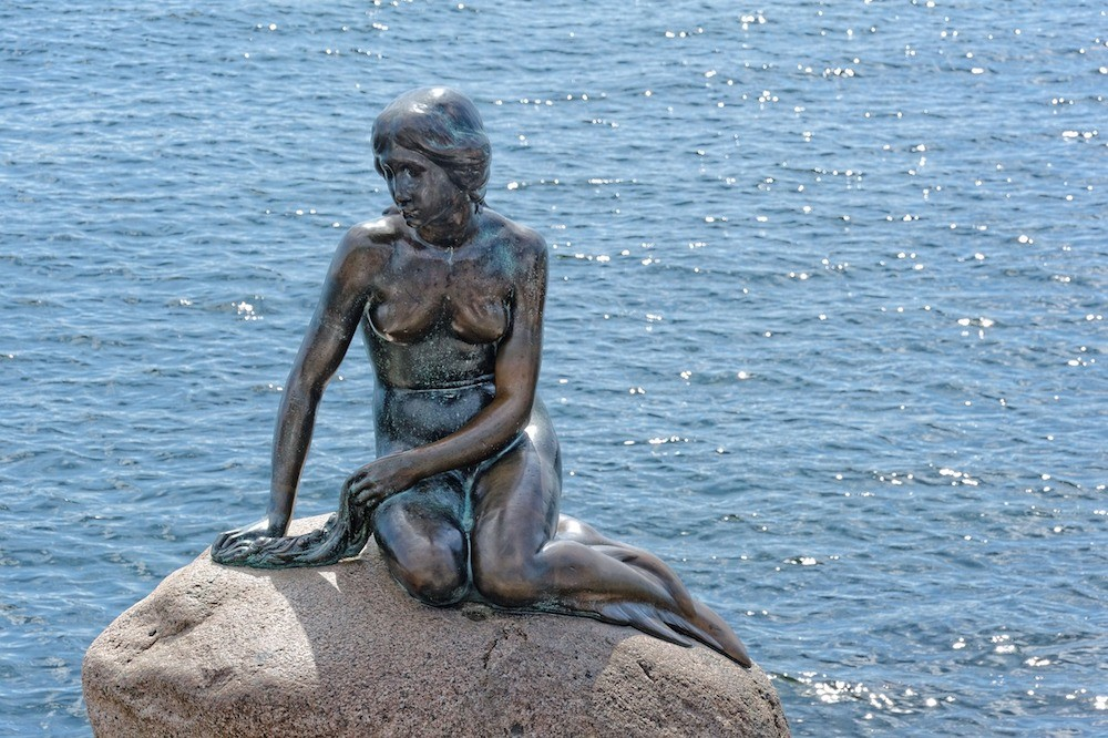 Where to Stay in Copenhagen the Little Mermaid