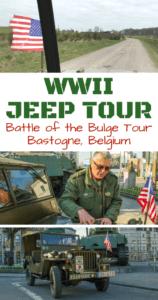 Bastogne Tour Belgium