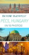 Pécs Hungary Pictures Pinterest Pin