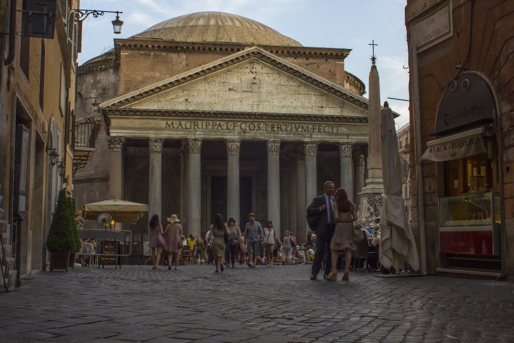 Rome Tips from a Local Pantheon