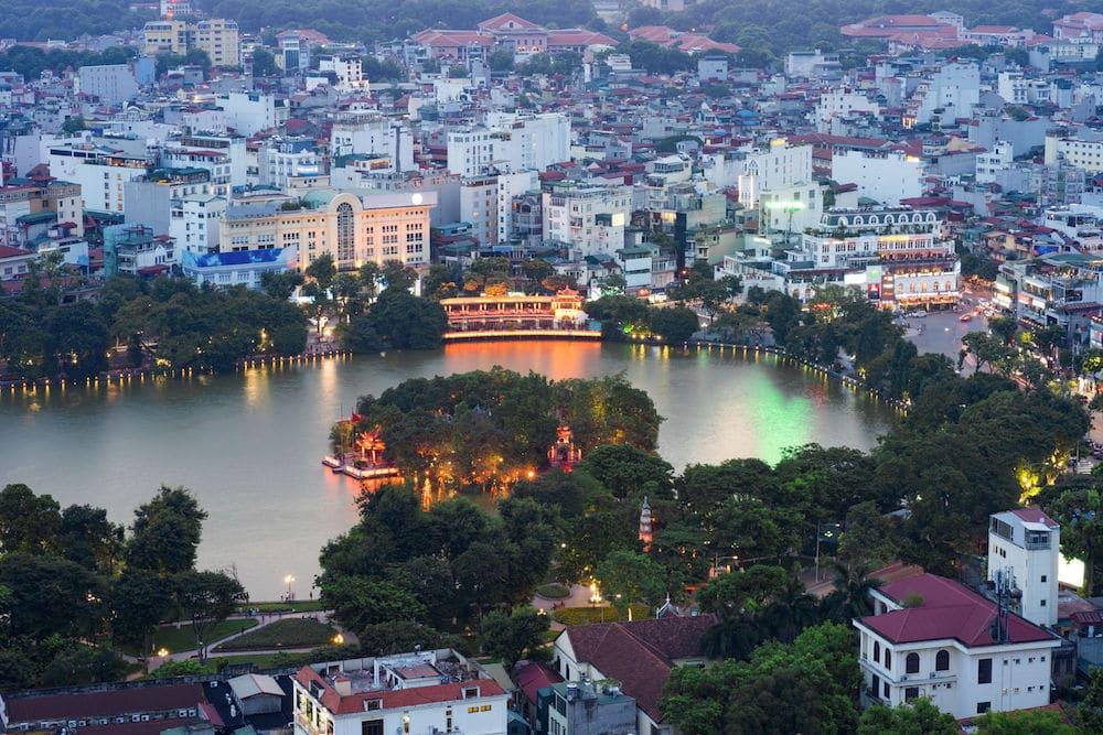 Hoan Kiem, Hanoi