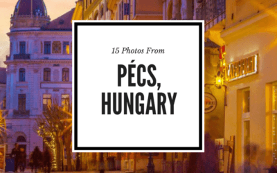 15 Pécs Hungary Pictures: Get Beyond Budapest to this Cute City in Southern Hungary