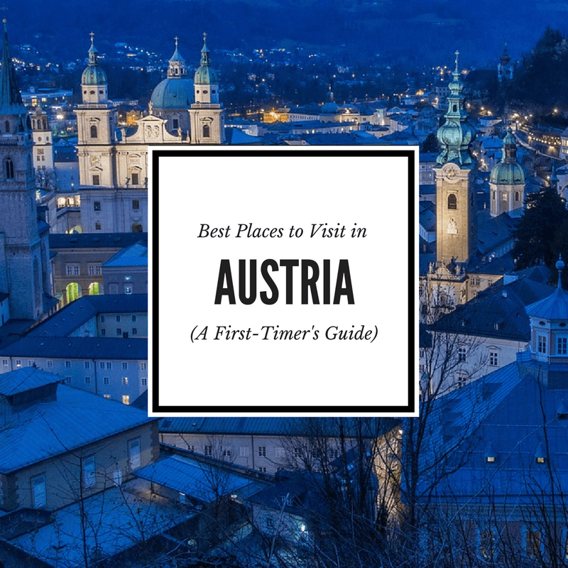 Best Places to Visit in Austria Feature Image