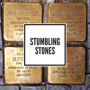 Stumbling Stones Europe