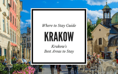 Where to Stay in Krakow: The Best Areas to Stay in Krakow, Poland