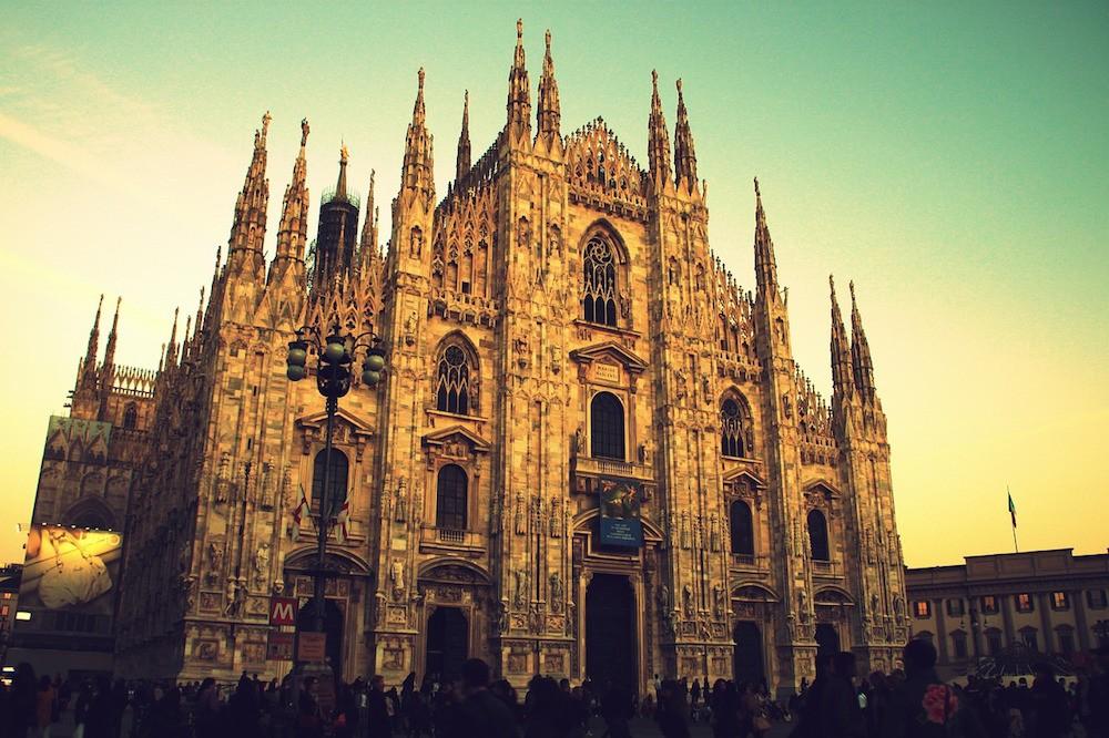 Milan Travel Tips Duomo