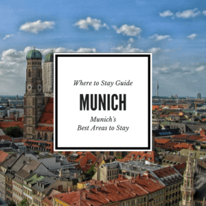 Where to stay in Munich, Germany