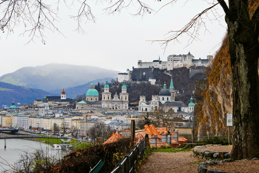Best Places to Visit in Austria Salzburg