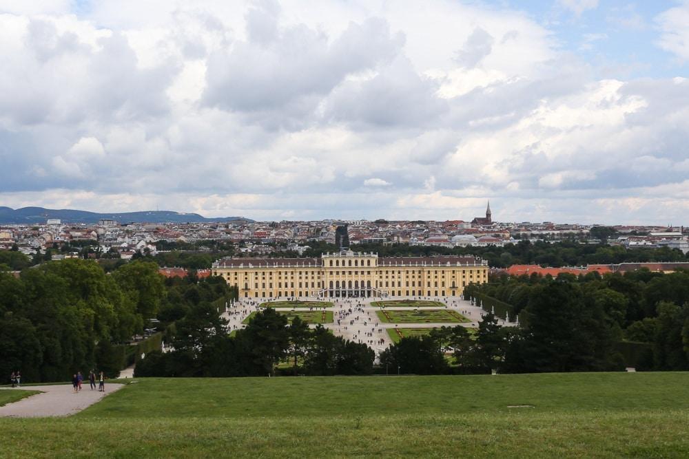 Places to Visit in Austria Schönbrunn Palace
