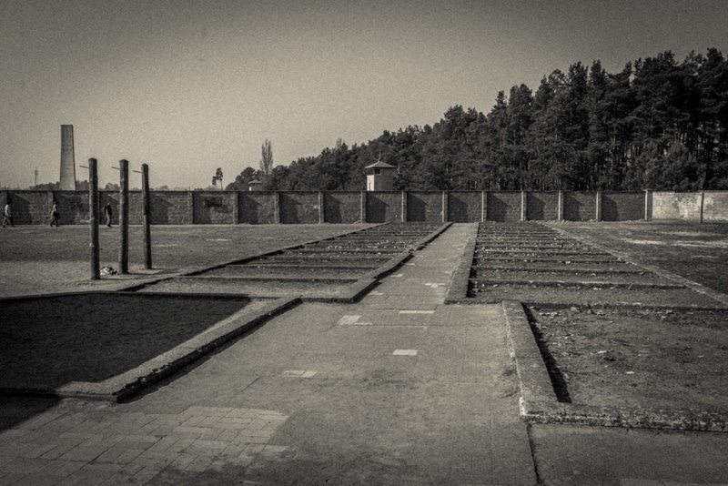Sachenhausen Concentration Camp in Germany