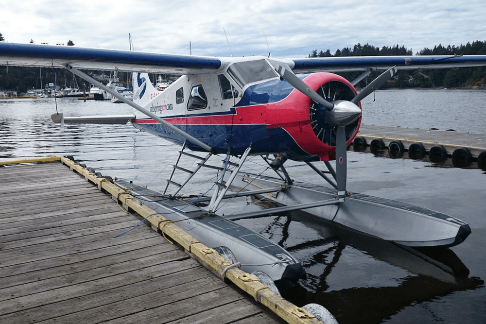 Canadian Rockies Itinerary Float Plane Experience