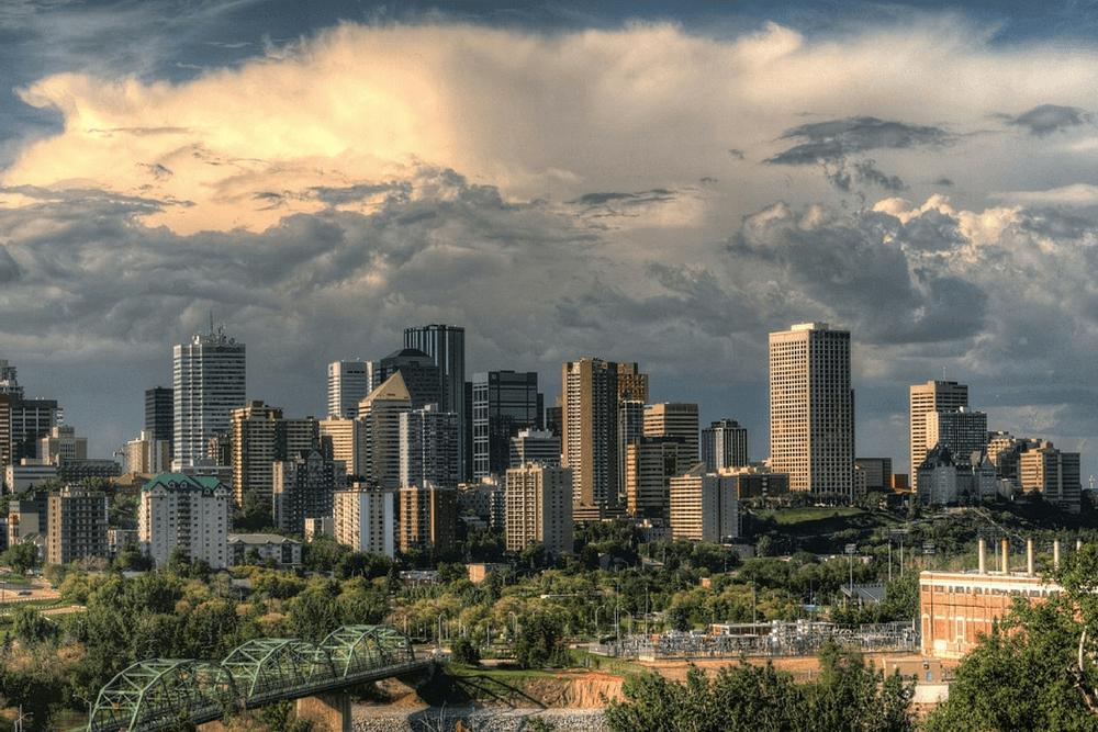 Canadian Rockies Itinerary Edmonton