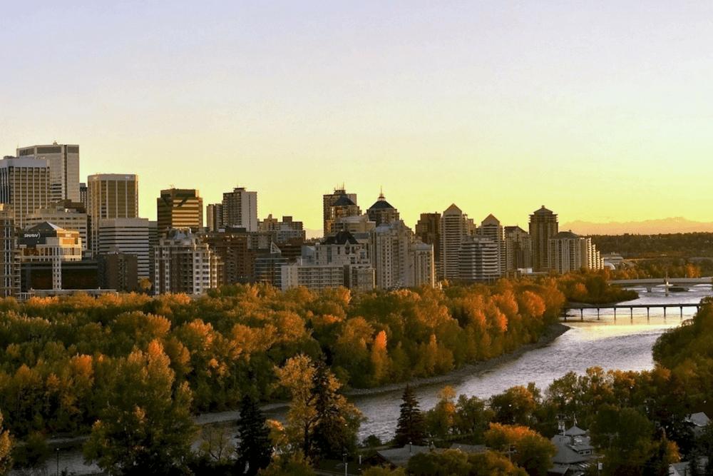 Canadian Rockies Itinerary Calgary