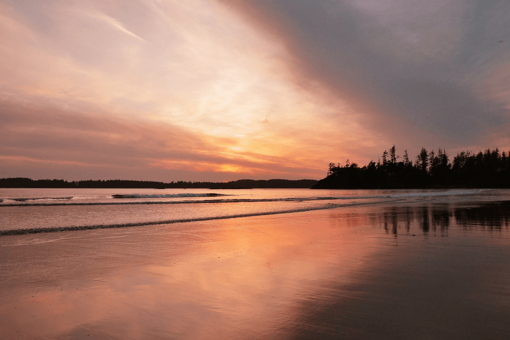 Canadian Rockies Itinerary Tofino