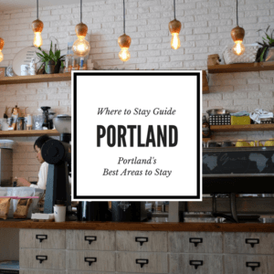 Portland, Oregon USA - Where to Stay Guide