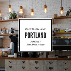 Portland, Oregon USA - Where to Stay Guide