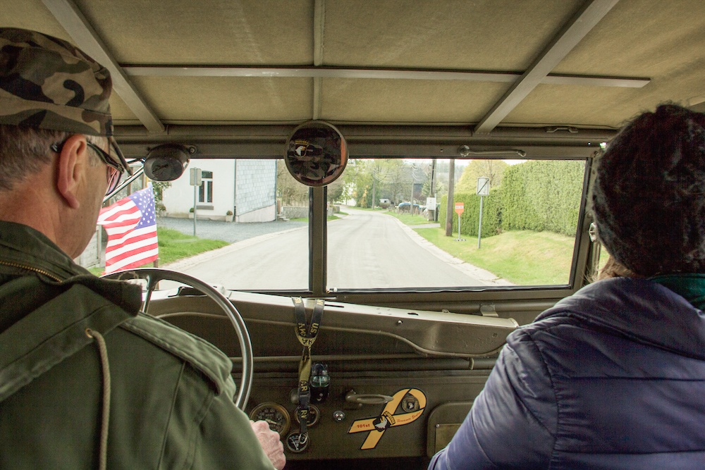 Bastogne Tours by Military Jeep