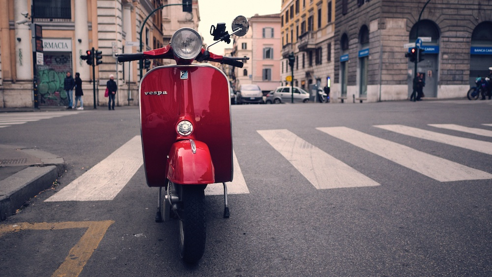 Rome Tips from a Local Vespa