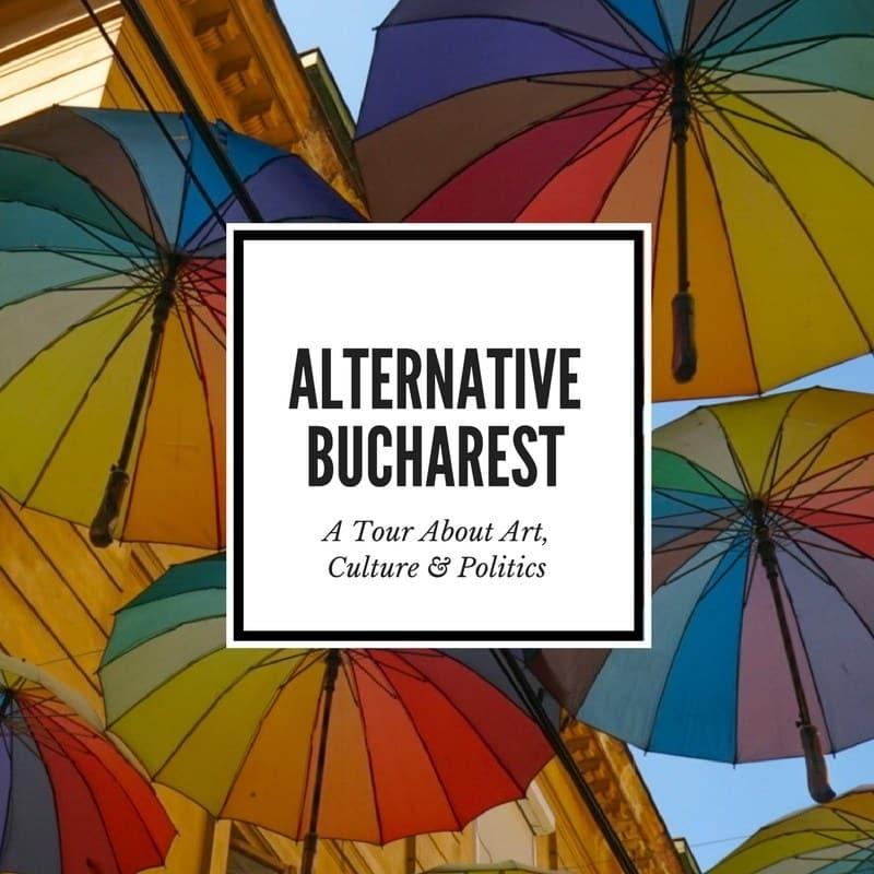 Alternative Bucharest Feature Image