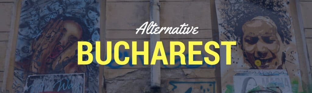 Street Art Bucharest Header Image