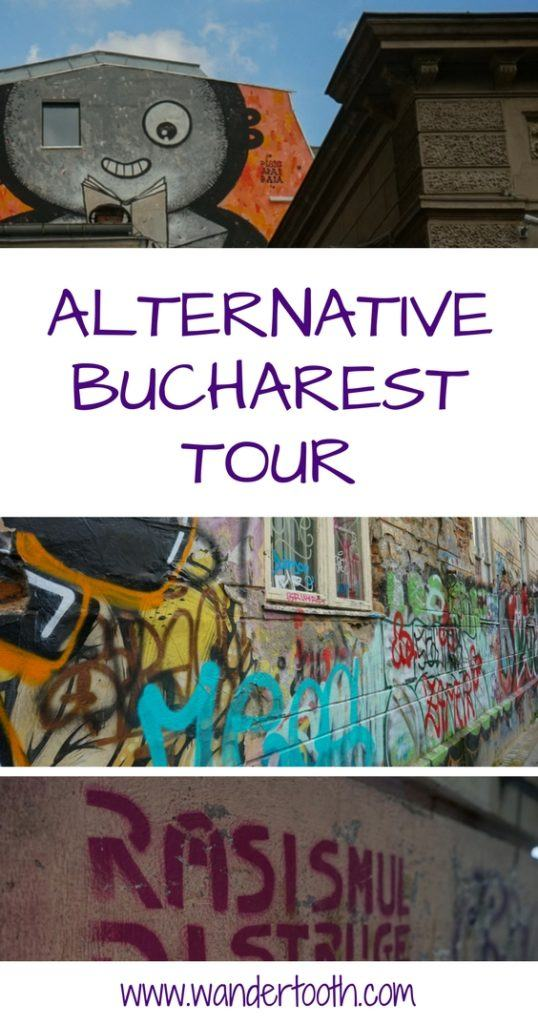 Alternative Bucharest Pinterest Pin