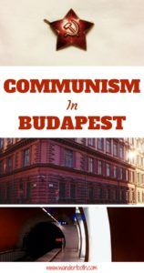 Communism Tour Budapest Pinterest Pin