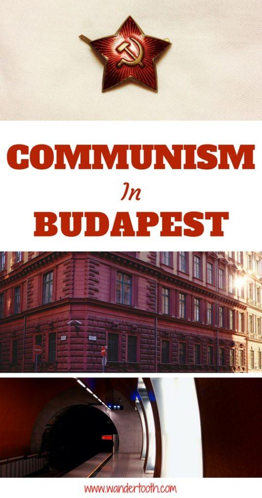 Communism Tour Budapest Pinterest Pin