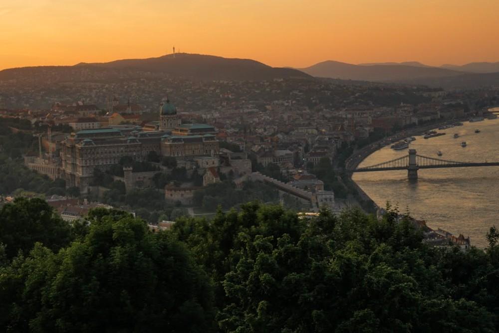 Budapest Communism Tour Buda Castle