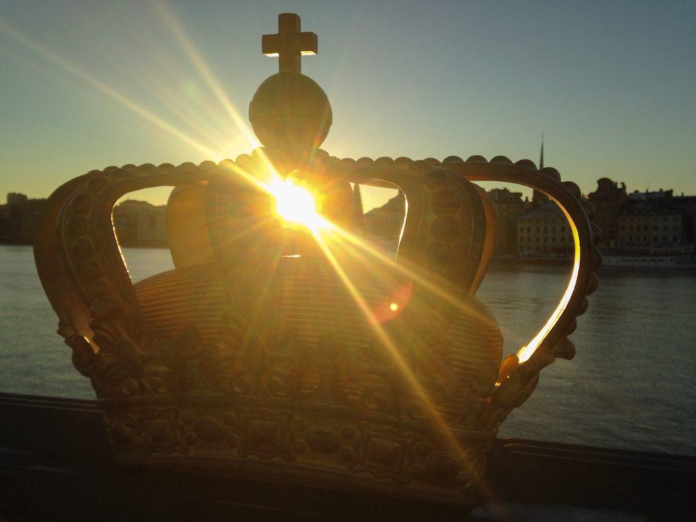 Stockholm Sweden Crown