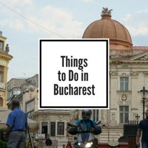 Things to Do in Bucharest Cover
