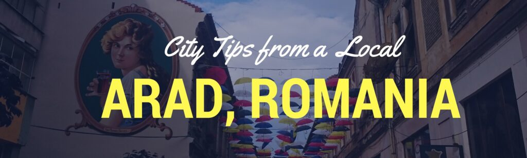 Things to do in Arad Romania