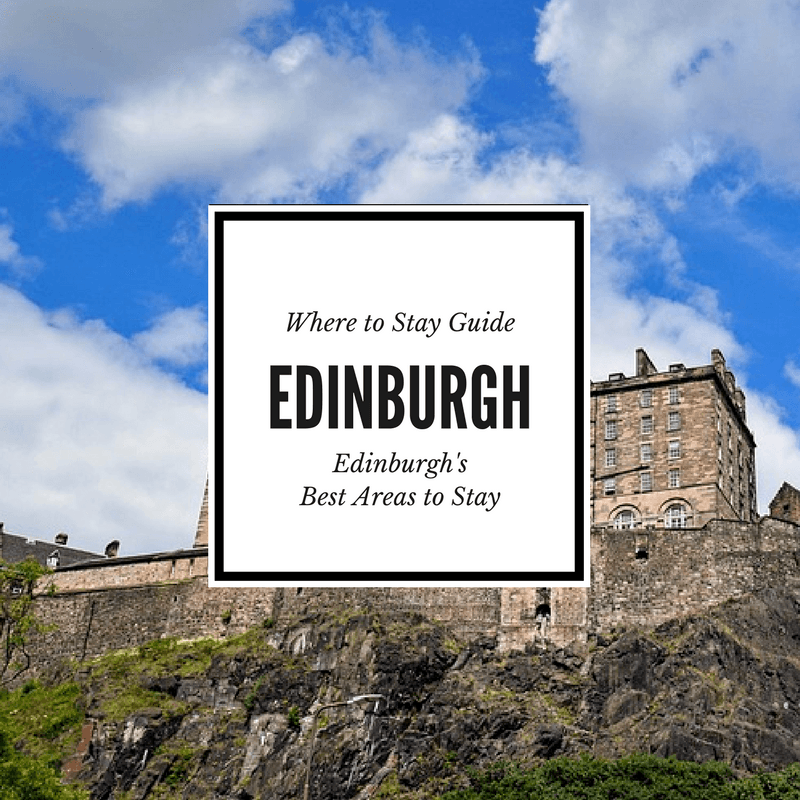 Where to stay in Edinburgh feature image