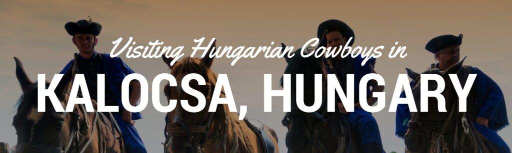 Hungarian Horse Show Kalosca Header