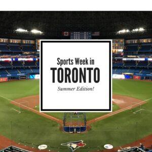 Toronto Sports Week