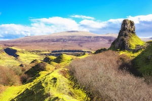 Three Day Isle of Skye and highland Tour