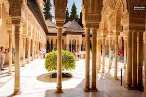 Alhambra skip the line tour
