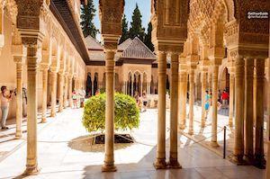 Alhambra skip the line tour
