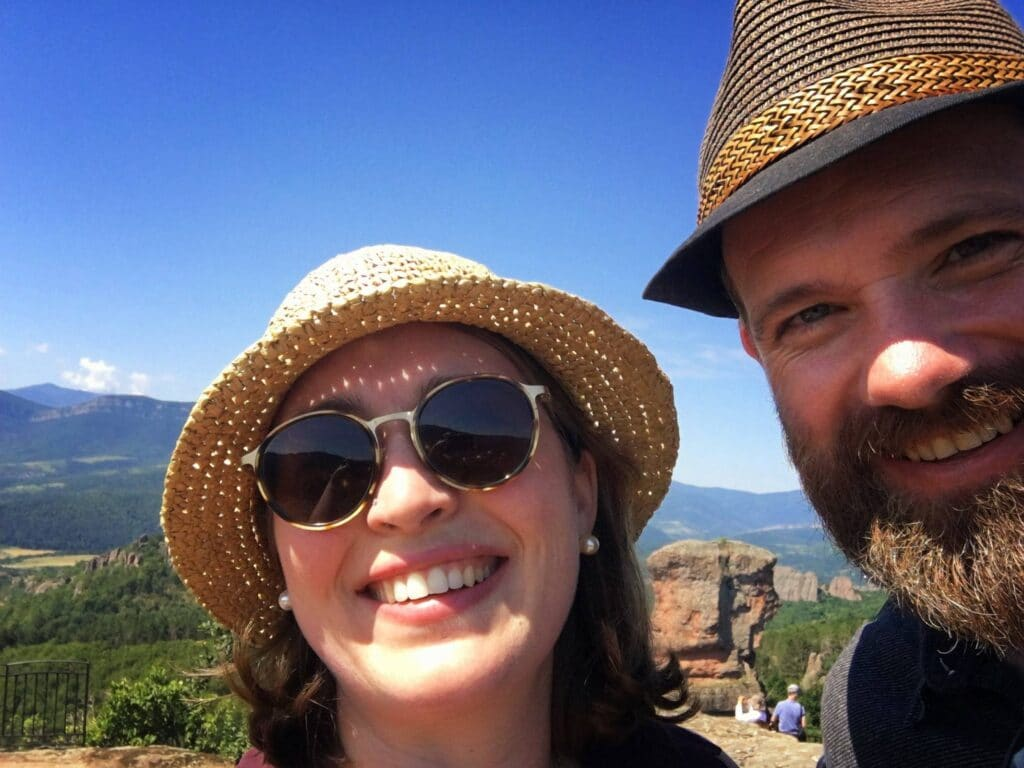 Belogradchik Fortress Selfie Wandertooth