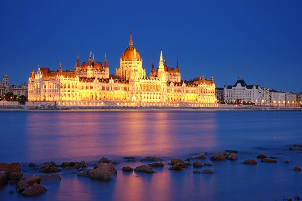 Eastern Europe River Cruise Starting in Budapest