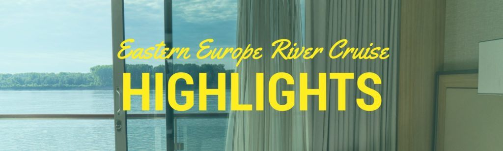 A blog about eastern europe river cruises
