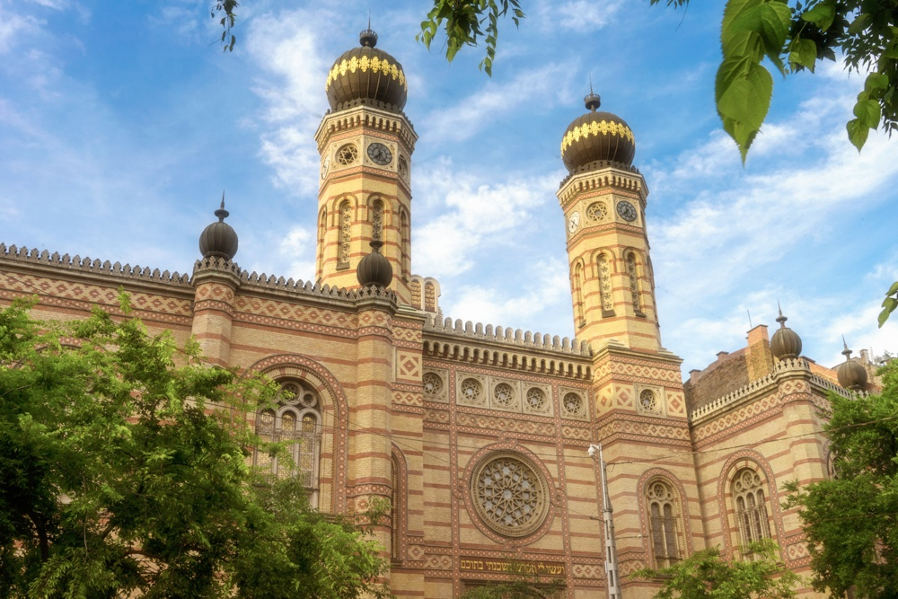 Great Synagogue Jewish Budapest