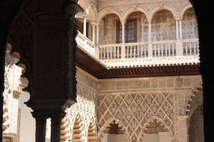 Seville Cathedral, Tower and Alcazar Tour