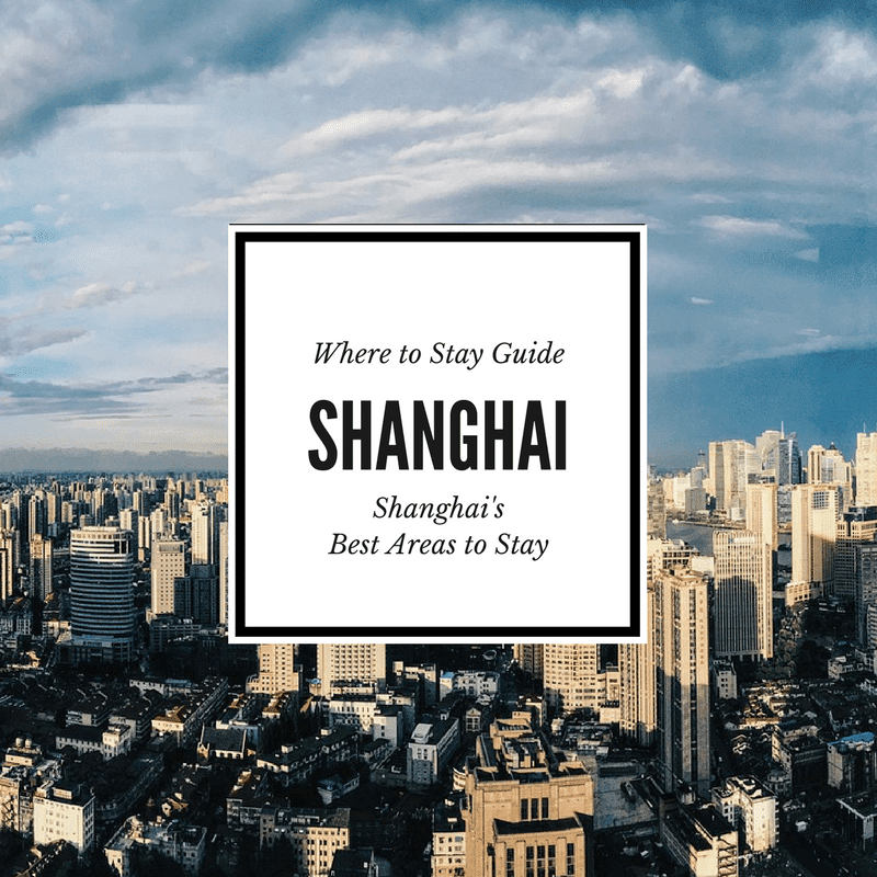 Where to Stay in Shanghai Feature Blog Image