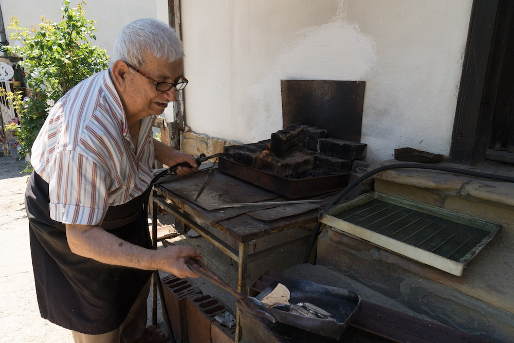 Veliko Tarnovo Copper Smith