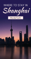 Where to stay in Shanghai skyline photo