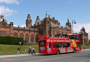 Glasgow Sightseeing Hop-on/Hop-off bus