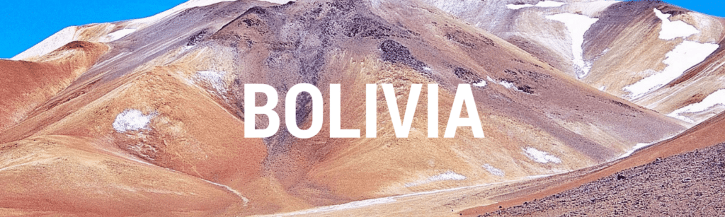 Bolivia Travel Articles